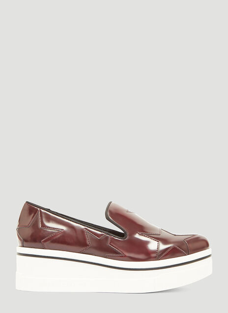 Stella McCartney Star Binx Loafers