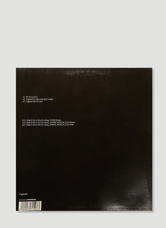 Music Device Control EP by Wolfgang Tillmans