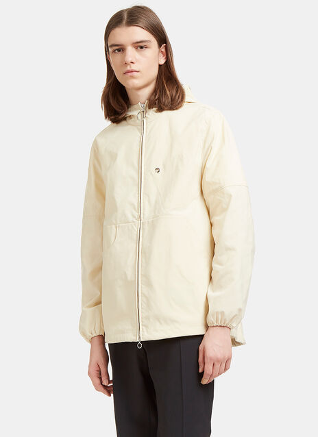 Motion Canvas Hooded Jacket