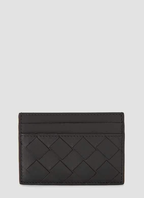 Bottega Veneta Woven Card Holder 1