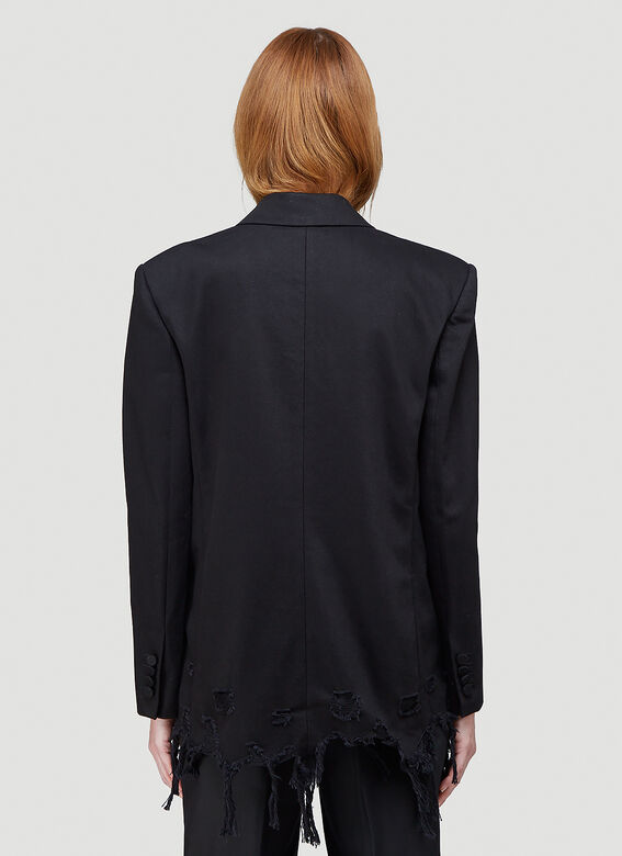 Alexander Wang Double-Breasted Blazer 4