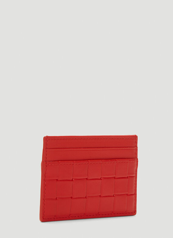 Bottega Veneta 130-164  635064 V0AQ1 PRINTED GRID CALF/LIGHT CALF 2