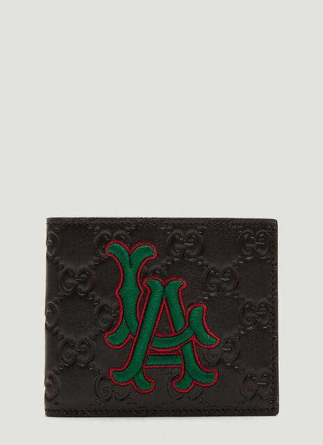 Gucci LA Angels™ GG Bi-Fold Wallet