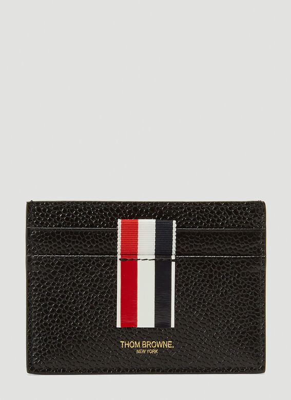 Thom Browne Contrast Panel Card Holder 1