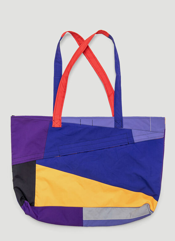 Greater Goods Upcycled Tote Bag 2