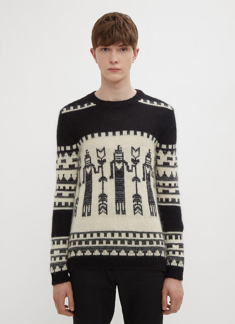 Saint Laurent Totem Sweater