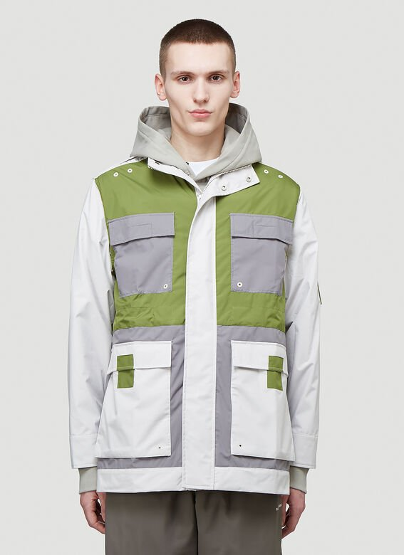 A-COLD-WALL* Rhombus M65 Jacket 1