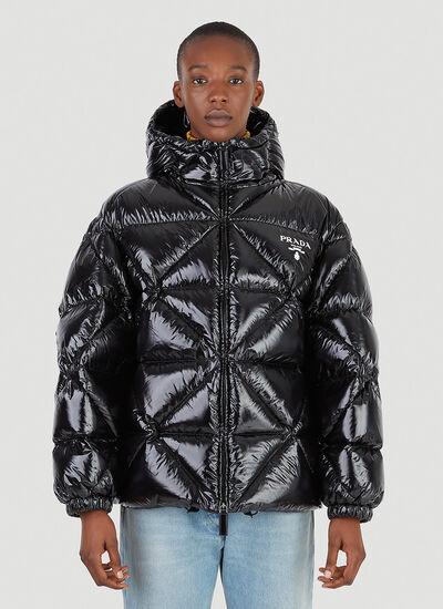 Prada Quilted Puffer Jacket