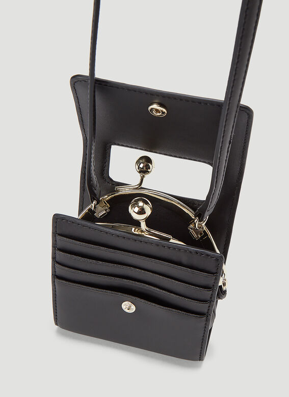 Simone Rocha Flap Wristlet Shoulder Bag 5