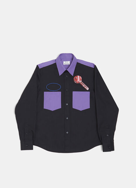 Acne Studios Heart Key Shirt