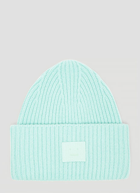 Acne Studios Pansy Face Hat