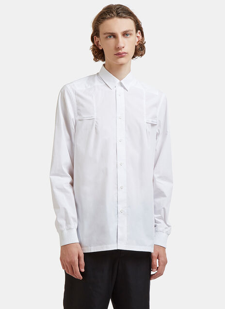 Oamc Double Placket Shirt