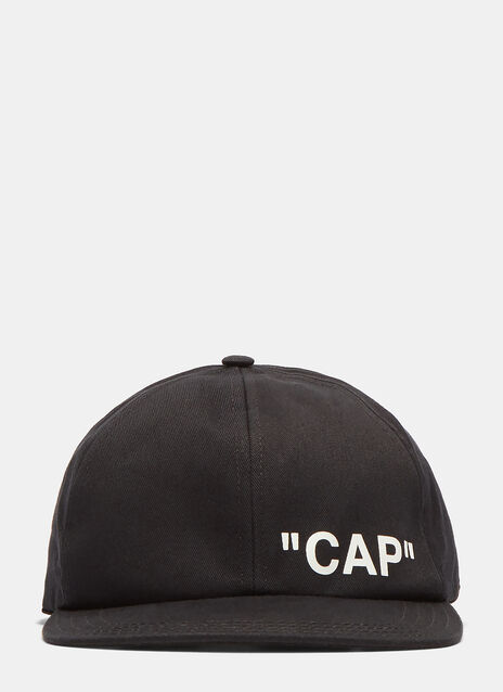 Off-White Cap