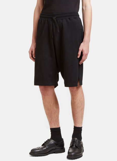 Aiezen AIEZEN Virgin Wool Blend Shorts