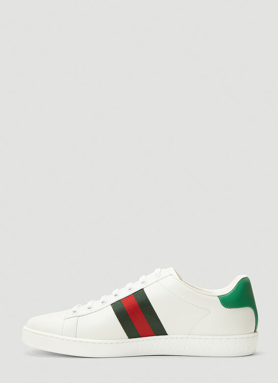 Gucci ACE WITH CAT LOGO 3