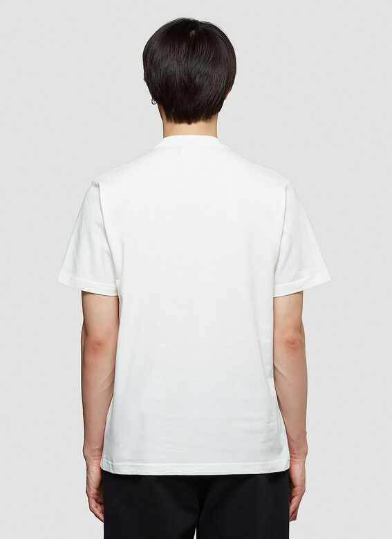 Vetements THINK DIFFERENTLY LOGO T-SHIRT R 4