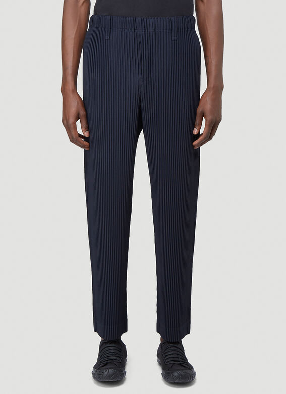 Homme Plissé Issey Miyake Classic Pleated Pants 1