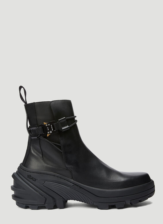 1017 ALYX 9SM Vibram-Sole Leather Boots 1