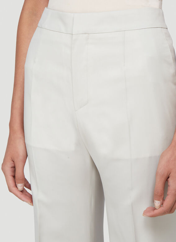 Kwaidan Editions FLARED SUIT TROUSERS 5