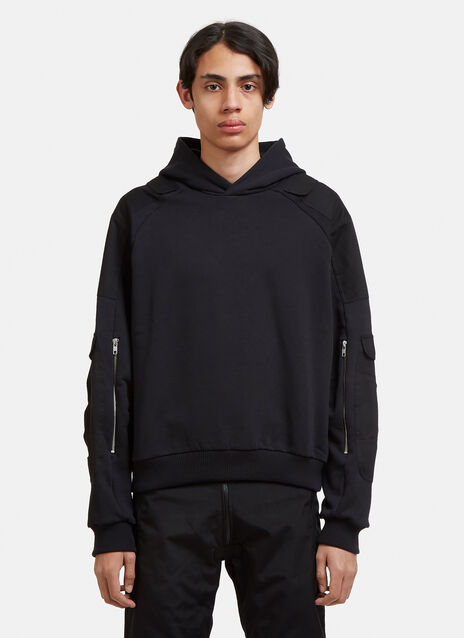GmbH Marlon Pocket Hooded Sweatshirt