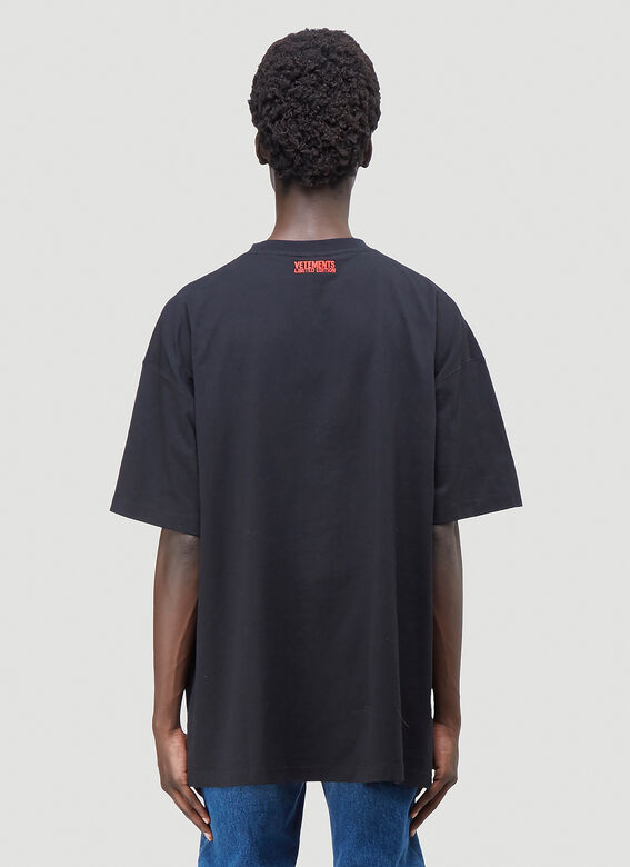 Vetements 10.10 SURVIVAL TEE 4