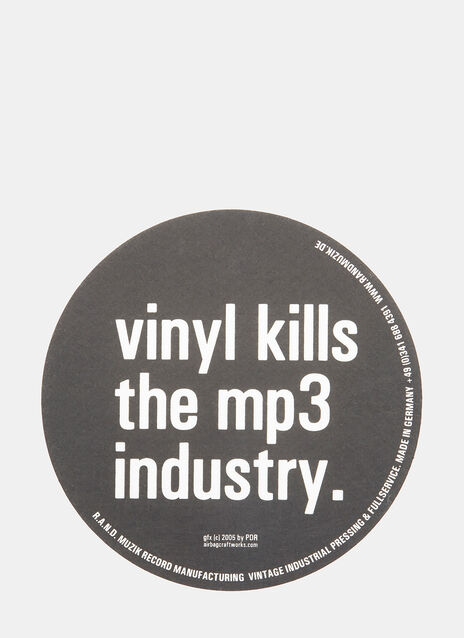 Vinyl Kills Slipmats