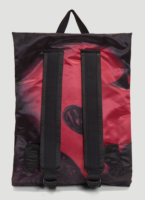 Eastpak By Raf Simons Poster Padded Ear Backpack