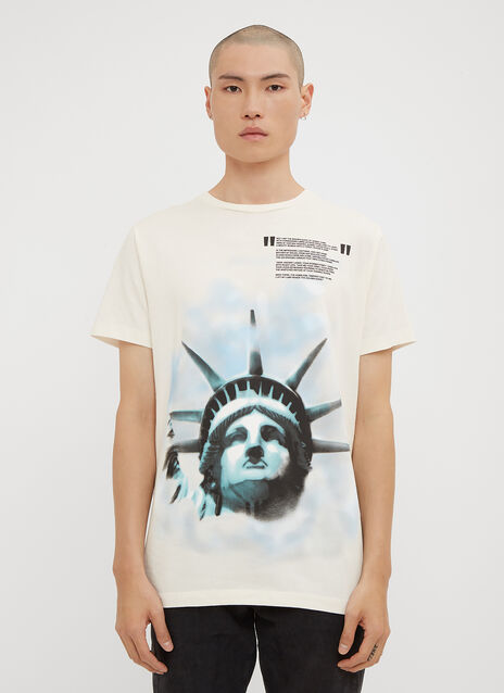 Off-White Liberty T-Shirt