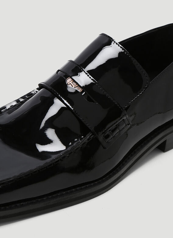 Martine Rose Roxy Patent Loafers 5