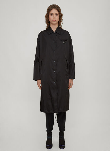 Prada Nylon Raincoat