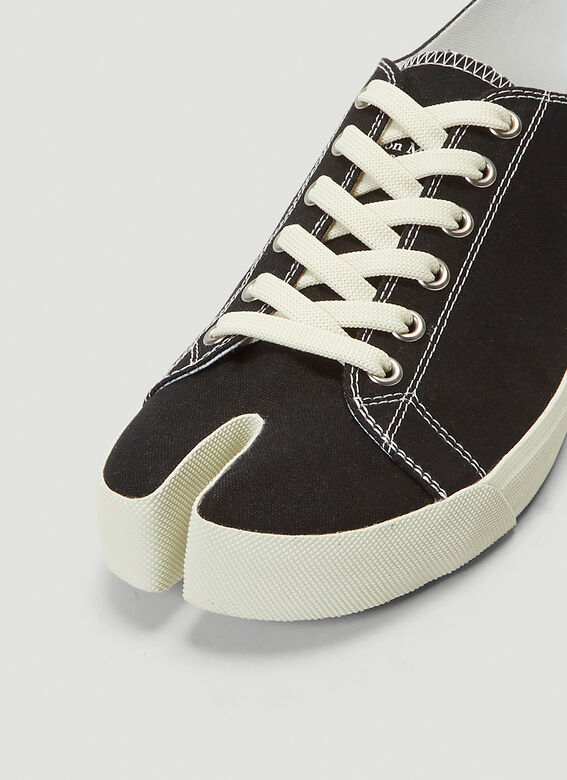 Maison Margiela CANVAS 5255 DI TABRU;Tabi Low Top 5