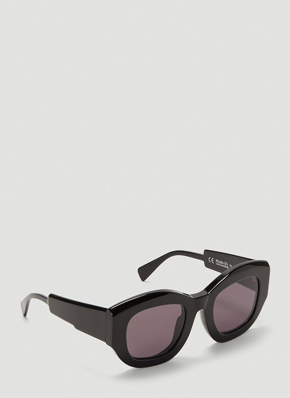 Kuboraum Mask B5 Oversized Acetate Sunglasses 3