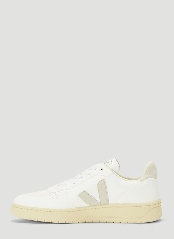 Veja V-10 WHITE_NATURAL_BUTTER-SOLE 3