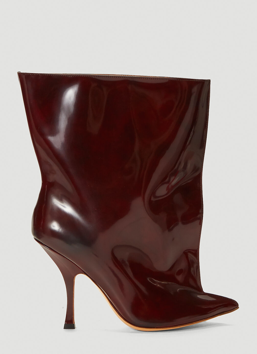 Y/Project Tubular Ankle Boots in