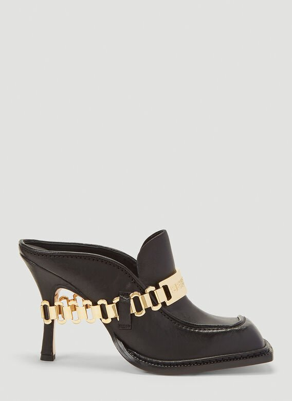 Section 8 Little Debbie Heeled Mules 1