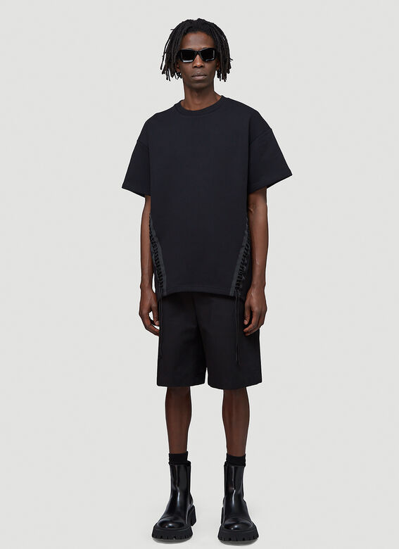 Helmut Lang LACED SS CREW 2