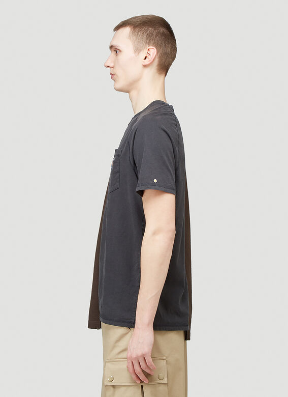 (Di)vision Reworked Carhartt Triple Split T-Shirt 3