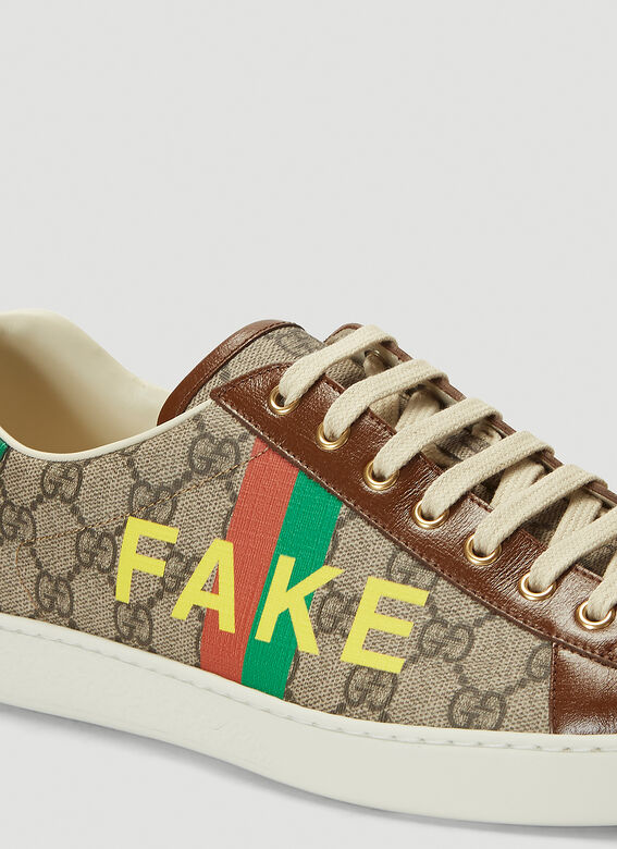 Gucci NOT FAKE TRAINER 5