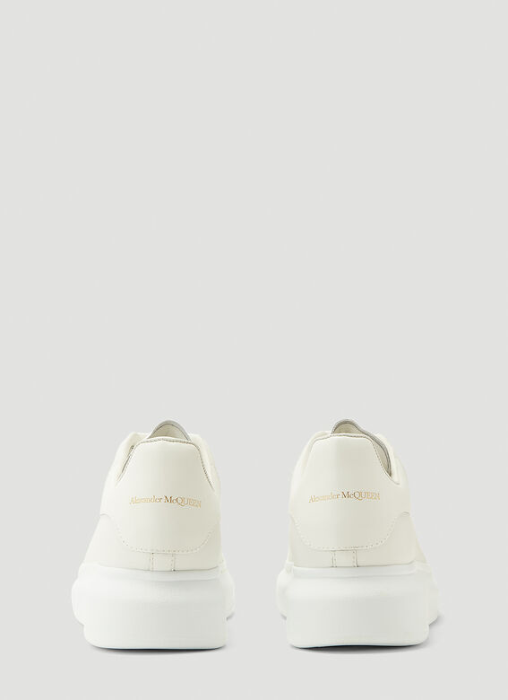 Alexander McQueen leather sneaker 4