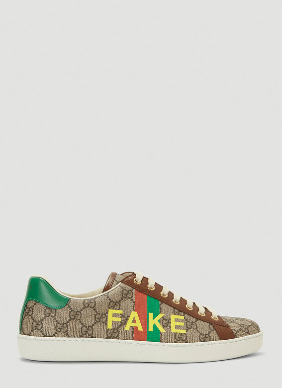 Gucci NOT FAKE TRAINER 1