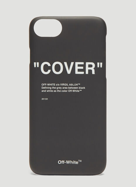Off-White Cover iPhone 8 Case