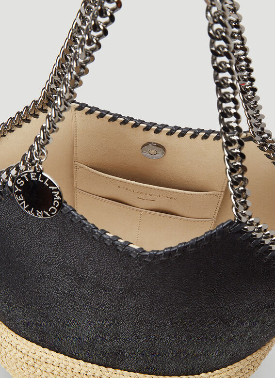 Stella McCartney Medium Tote Bag Half Half 6