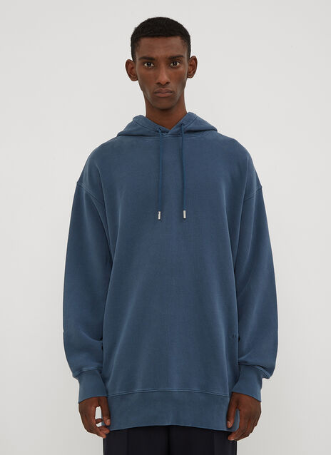 Acne Studios Oversized Fala Wash Hooded Sweatshirt