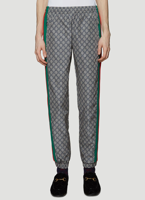 Gucci Technical GG Track Pants