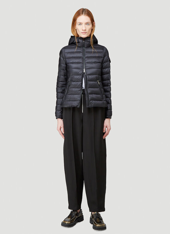 Moncler Quilted High-Neck Jacket 2