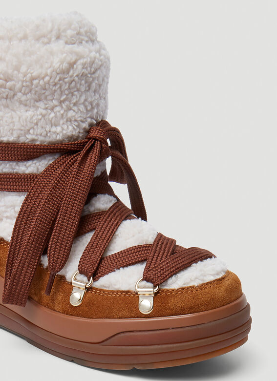 Moncler MONCLER ACCESSORIES WOMANINSOLUX SNOW BOOTS 5