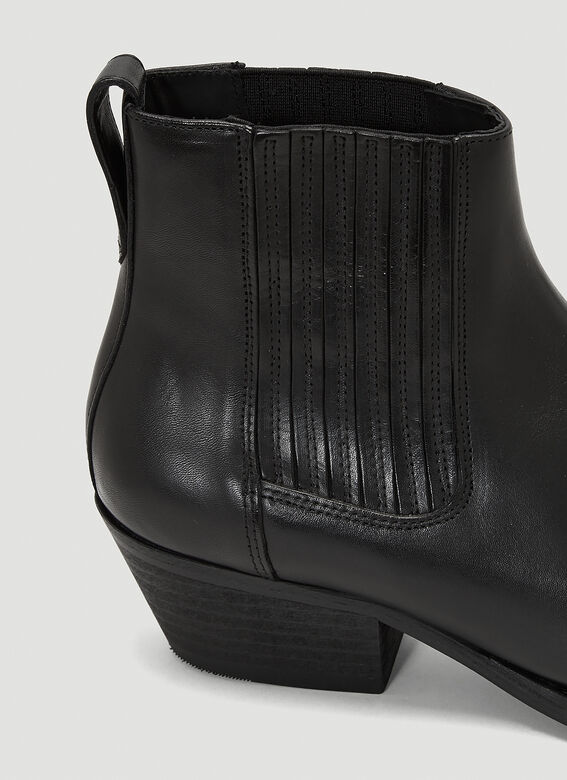 Our Legacy Cuban Ankle Boots 5