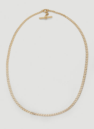 Bottega Veneta Chain Necklace