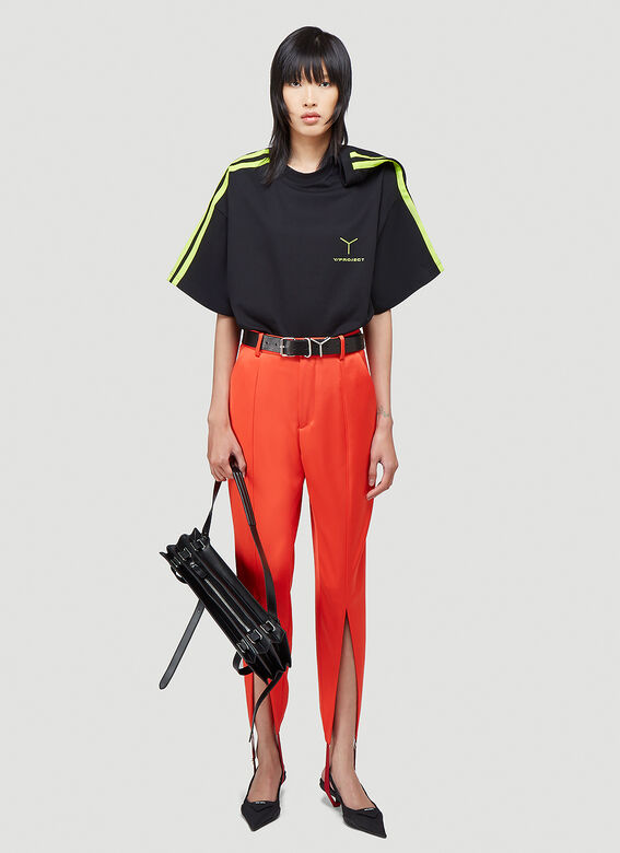 Y/Project STIRRUP PANT 2