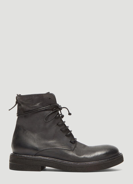 Marsèll Parrucca High Leather Boots